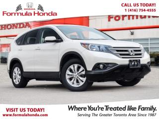 Used 2014 Honda CR-V EX | HEATED SEATS | AWD | SUNROOF!! for sale in Scarborough, ON