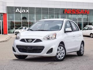 Used 2017 Nissan Micra 1.6 S at Power Group*AC*Bluetooth for sale in Ajax, ON