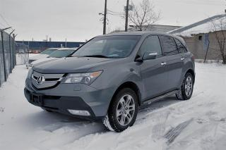 Used 2008 Acura MDX Technology Package, Nav, Sunro for sale in Winnipeg, MB