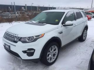 Used 2016 Land Rover Discovery Sport HSE Si4, Nav, Pano Roof, Backu for sale in Winnipeg, MB