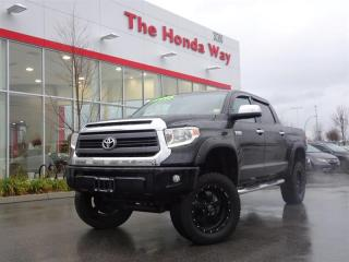 Used 2014 Toyota Tundra 4x4 CrewMax SR5 5.7L for sale in Abbotsford, BC