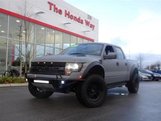 Used 2011 Ford F-150 RAPTOR for sale in Abbotsford, BC