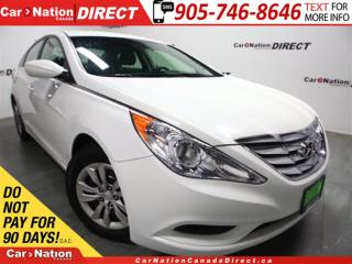 Used 2012 Hyundai Sonata GL| WE WANT YOUR TRADE| LOCAL TRADE| for sale in Burlington, ON