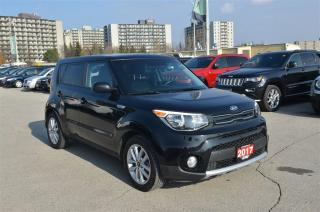 Used 2017 Kia Soul EX - Heated Seats, Back Up Cam, Bluetooth for sale in London, ON