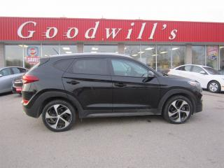 Used 2016 Hyundai Tucson PREMIUM! PREVIOUS DAILY RENTAL! BLUETOOTH! for sale in Aylmer, ON