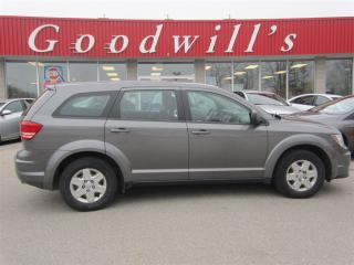 Used 2012 Dodge Journey SE! for sale in Aylmer, ON
