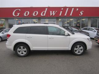 Used 2010 Dodge Journey SXT! HEATED SEATS! BLUETOOTH! for sale in Aylmer, ON