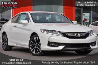 Used 2016 Honda Accord Coupe L4 EX Honda Sensing CVT for sale in Pickering, ON
