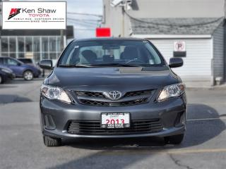 Used 2013 Toyota Corolla This is a company demo!! for sale in Toronto, ON