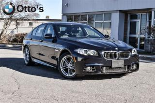 Used 2014 BMW 528 i xDrive M Sport for sale in Ottawa, ON