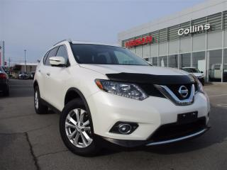 Used 2016 Nissan Rogue SV | ALLOYS | NAVI | BACK UP CAMERA | LOW KM'S for sale in St Catharines, ON