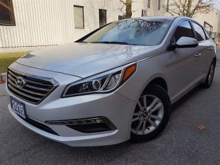 Used 2015 Hyundai Sonata GL-ONE OWNER-SUPER CLEAN for sale in Mississauga, ON