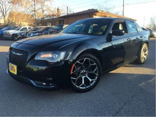 Used 2015 Chrysler 300 S LEATHER BACK UP CAMERA for sale in St Catharines, ON