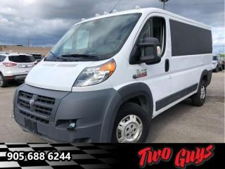 Used 2014 RAM Cargo Van ProMaster Low Roof for sale in St Catharines, ON