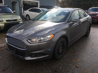 Used 2014 Ford Fusion SE  1.5L. ECOBOOST for sale in Belmont, ON