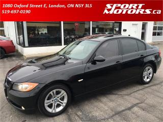 Used 2008 BMW 3 Series 328xi for sale in London, ON