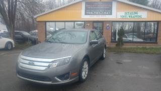 Used 2010 Ford Fusion SEL for sale in Barrie, ON