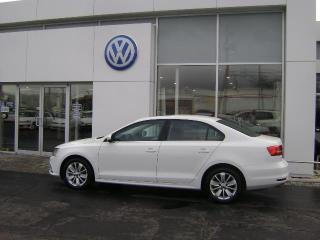 Used 2015 Volkswagen Jetta Sedan Trendline+ for sale in Cornwall, ON
