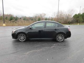 Used 2011 Nissan SENTRA SE-R FWD for sale in Cayuga, ON
