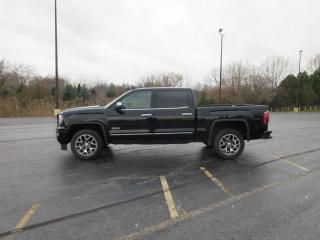 Used 2016 GMC SIERRA SLE CREW 4WD for sale in Cayuga, ON