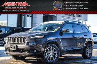 New 2018 Jeep Cherokee New Car North 4x4|V6|ColdWthrPkg|Back-UpCam|R-Start|17