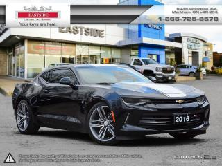 Used 2016 Chevrolet Camaro 1LT for sale in Markham, ON