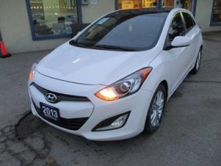 Used 2013 Hyundai Elantra POWER EQUIPPED 'SPORTY' 5 PASSENGER 1.8L - DOHC.. HEATED SEATS.. CD/AUX/USB INPUT.. PANORAMIC SUNROOF.. ACTIVE-ECO PACKAGE.. for sale in Bradford, ON