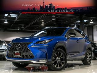 Used 2015 Lexus NX 200t F-SPORT SERIES 3|HEADS-UP|BLINDSPOT|LANE DEP|ADP CRUISE|FULLY LOADED for sale in North York, ON
