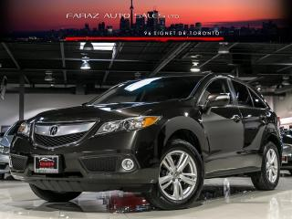 Used 2015 Acura RDX AWD|REAR CAMERA|BLUETOOTH AUDIO for sale in North York, ON