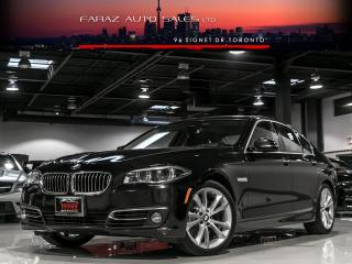 Used 2014 BMW 535 I AWD|HEADSUP|BLINDSPOT|LANE DEP|COOLED SEATS|360CAM|FULLY LOADED for sale in North York, ON