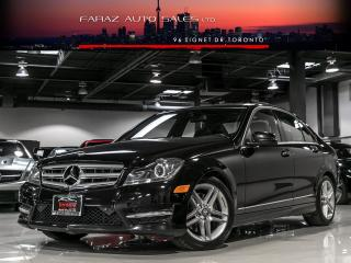 Used 2012 Mercedes-Benz C 300 AMG|NAVI|BLINDSPOT|REAR CAM|PANO ROOF for sale in North York, ON