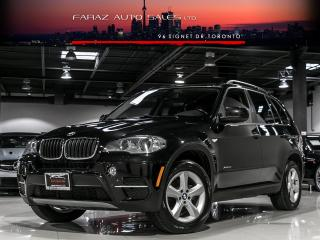 Used 2013 BMW X5 3.5i X-DRIVE BLUETOOTH|HEATED STEERING for sale in North York, ON