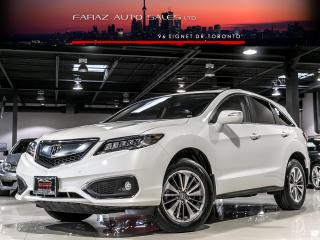 Used 2016 Acura RDX ELITE|EVERY OPTION|BLINDSPOT|ADAP CRUISE|LANE DEP for sale in North York, ON