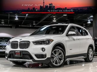 Used 2016 BMW X1 2.8i|REAR CAM|PANO ROOF|X-DRIVE|PREMIUM PKG for sale in North York, ON
