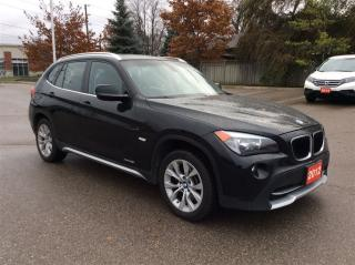Used 2012 BMW X1 28i..Pan Roof..Navigation.. for sale in Milton, ON
