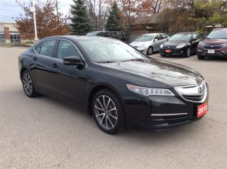 Used 2015 Acura TLX V6 Tech..ALL WHEEL DRIVE.. for sale in Milton, ON
