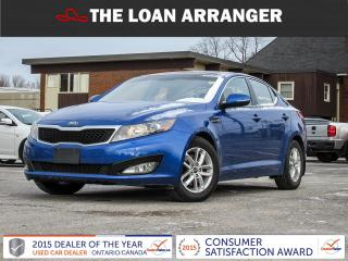 Used 2013 Kia Optima for sale in Barrie, ON