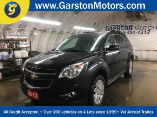 Used 2012 Chevrolet Equinox 2LT*AWD*POWER SUNROOF*LEATHER*BACK UP CAMERA*PHONE CONNECT*HEATED FRONT SEATS*CLIMATE CONTROL*FOG LIGHTS* for sale in Cambridge, ON