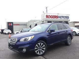 Used 2015 Subaru Outback LTD - DVD - NAVI - LEATHER - EYESIGHT for sale in Oakville, ON