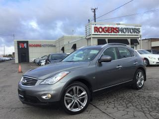 Used 2014 Infiniti QX50 AWD - NAVI - 360 CAMERA - LEATHER for sale in Oakville, ON