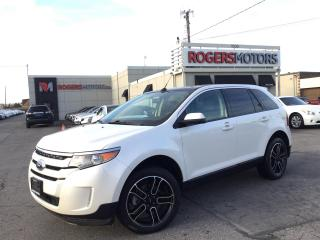 Used 2014 Ford Edge SEL - NAVI - VISTA ROOF - REVERSE CAM for sale in Oakville, ON