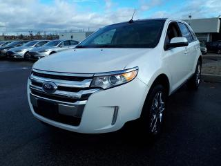 Used 2014 Ford Edge SEL, $88/Wk, Back Up Camera, NAV, Roof for sale in Scarborough, ON