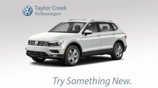 New 2018 Volkswagen Tiguan Trendline 2.0 8sp at w/Tip 4MOTION for sale in Orleans, ON