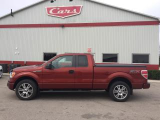Used 2014 Ford F-150 STX for sale in Tillsonburg, ON