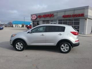 Used 2015 Kia Sportage LX for sale in Owen Sound, ON