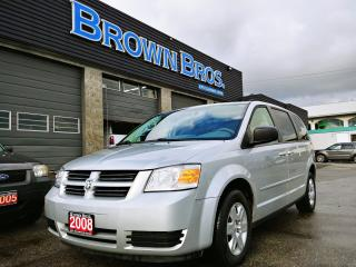Used 2008 Dodge Grand Caravan SE, Local, for sale in Surrey, BC