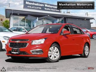 Used 2015 Chevrolet Cruze LT AUTO |ROOF|PHONE|CAMERA|WARRANTY|29000KM for sale in Scarborough, ON