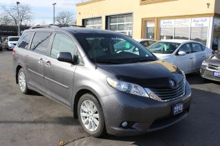 Used 2013 Toyota Sienna XLE AWD Leather Sunroof Power Doors for sale in Brampton, ON
