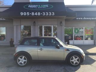 Used 2007 MINI Cooper COUNTRYMAN MODEL | FREE WINTER TIRES INCLUDED for sale in Mississauga, ON