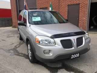 Used 2008 Pontiac Montana w/1SA for sale in North York, ON